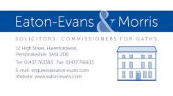 Eaton-Evans & Morris Ltd