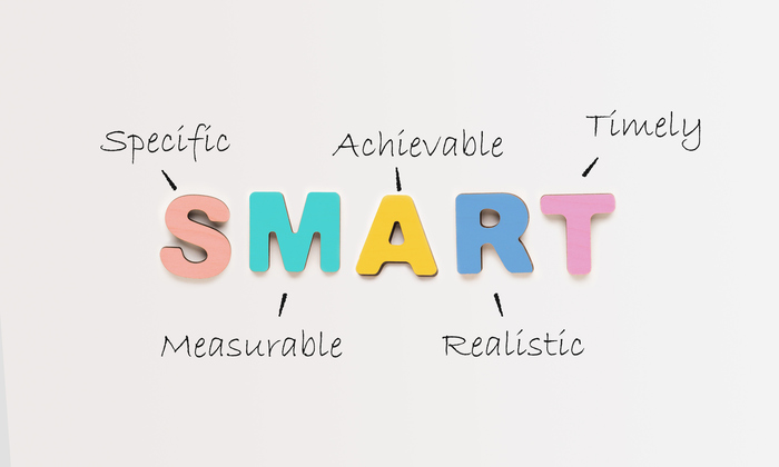Setting SMART goals to help develop your legal career