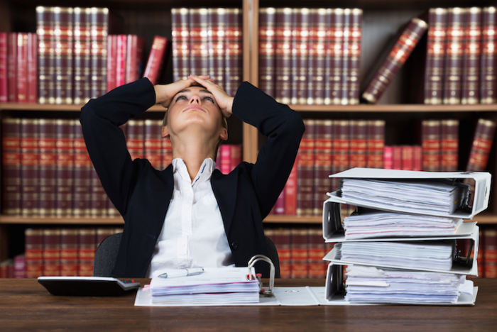 Under the Cosh: Solicitors Face Rising Stress